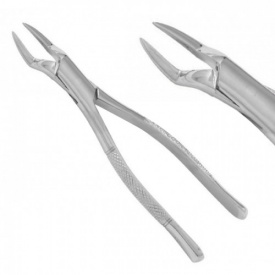"7"" Offset Wolf/Incisor Tooth Forceps"