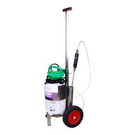 Water System With Trolley & Flusher